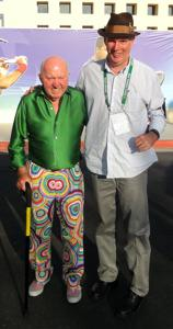 Bill & Bud Collins